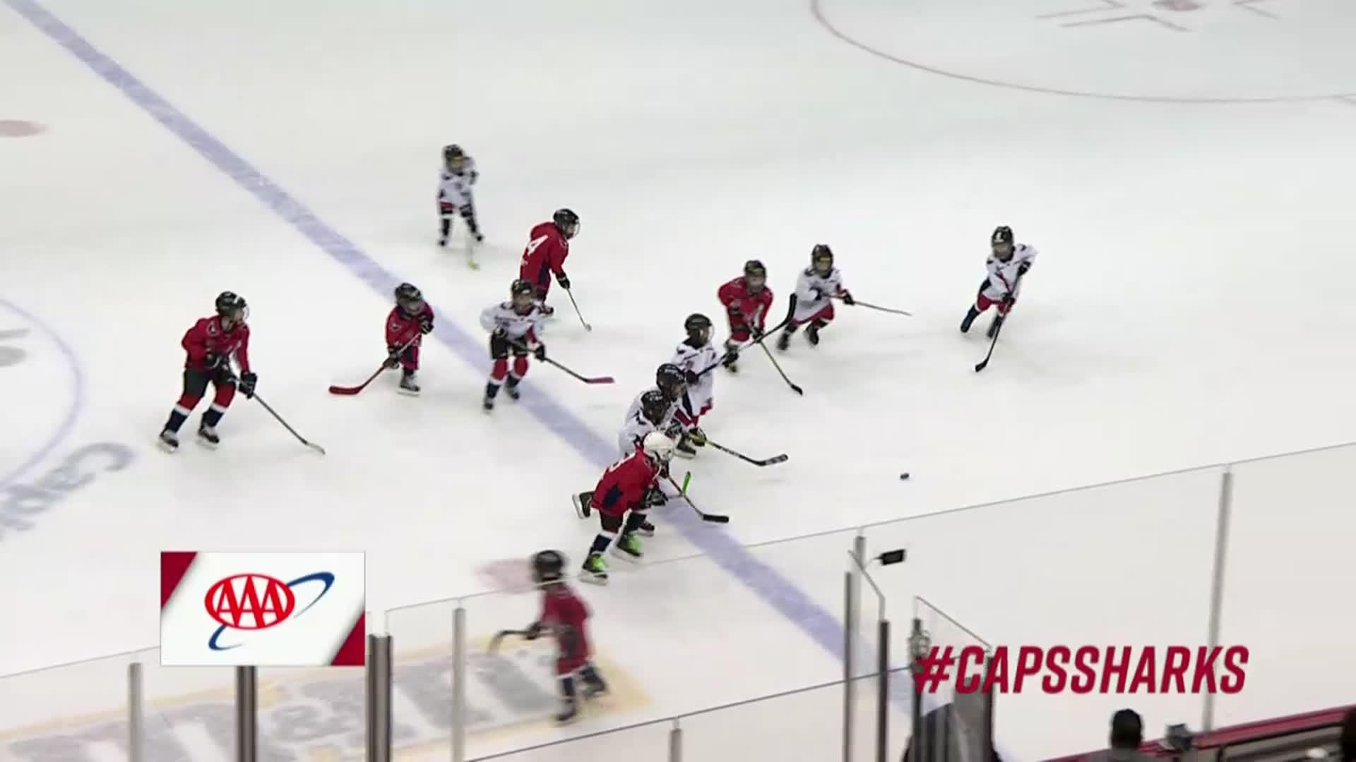 #CapsSharks Mites on Ice 12/4/17