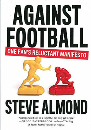Issue 202: Against Football (promo image only)