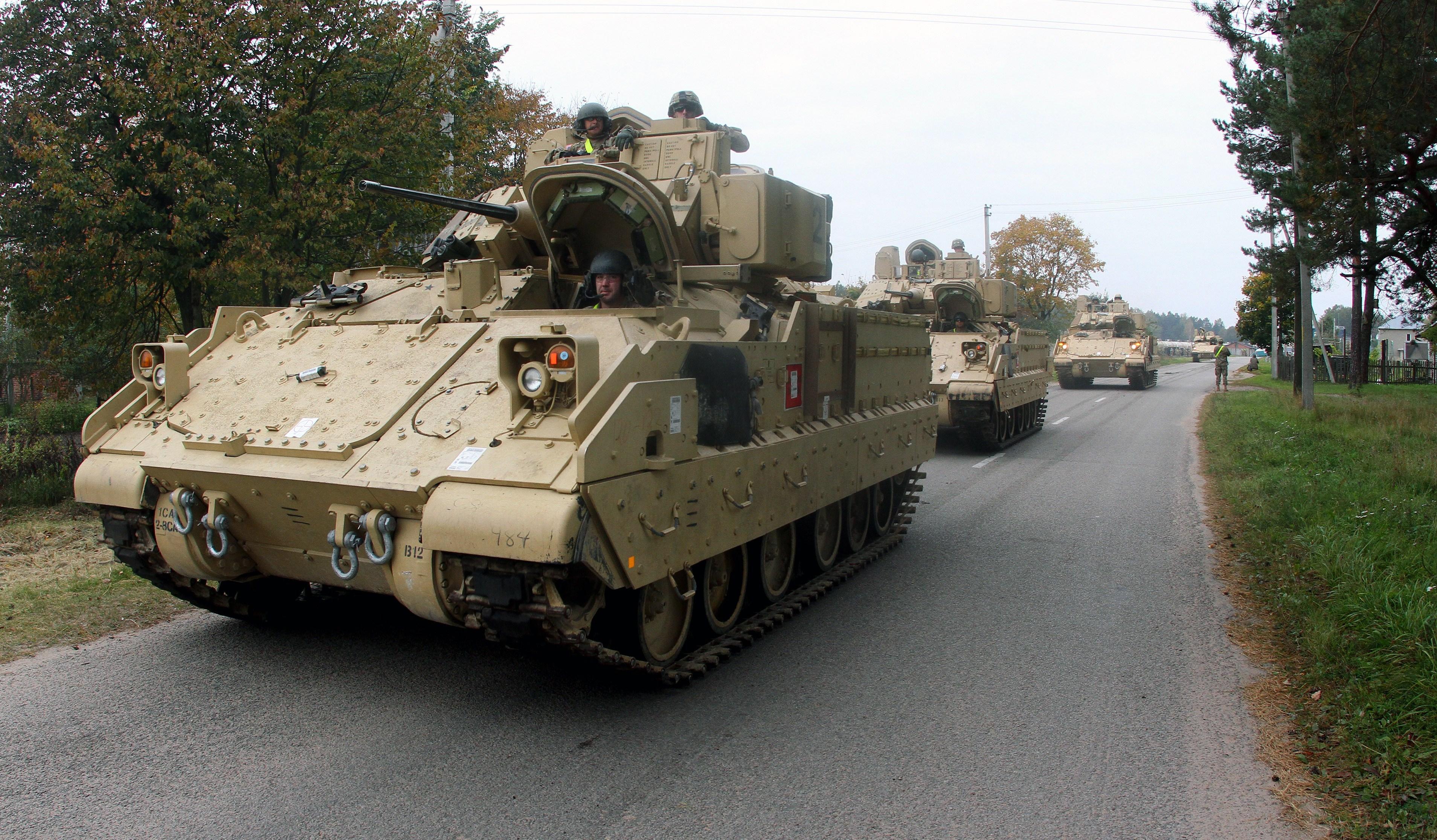 Tanks in Europe