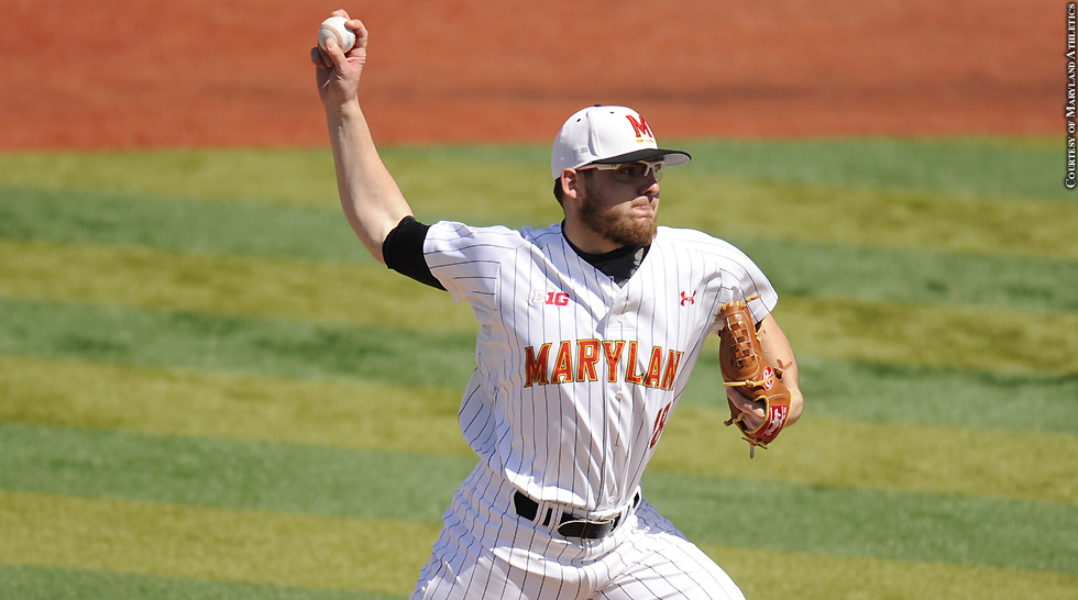 Terps Maryland Baseball 2015: Mike Shawaryn