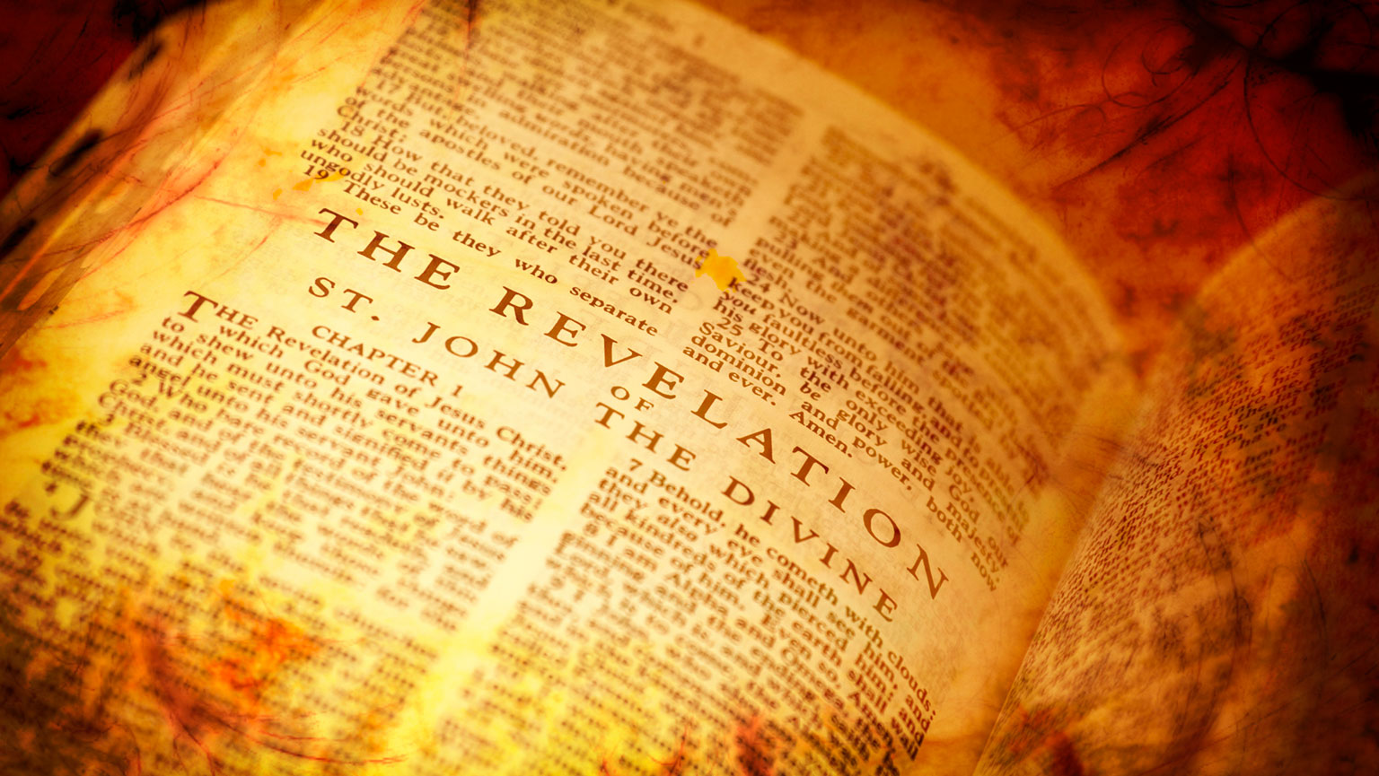 revelation and the apocalyptic tradition
