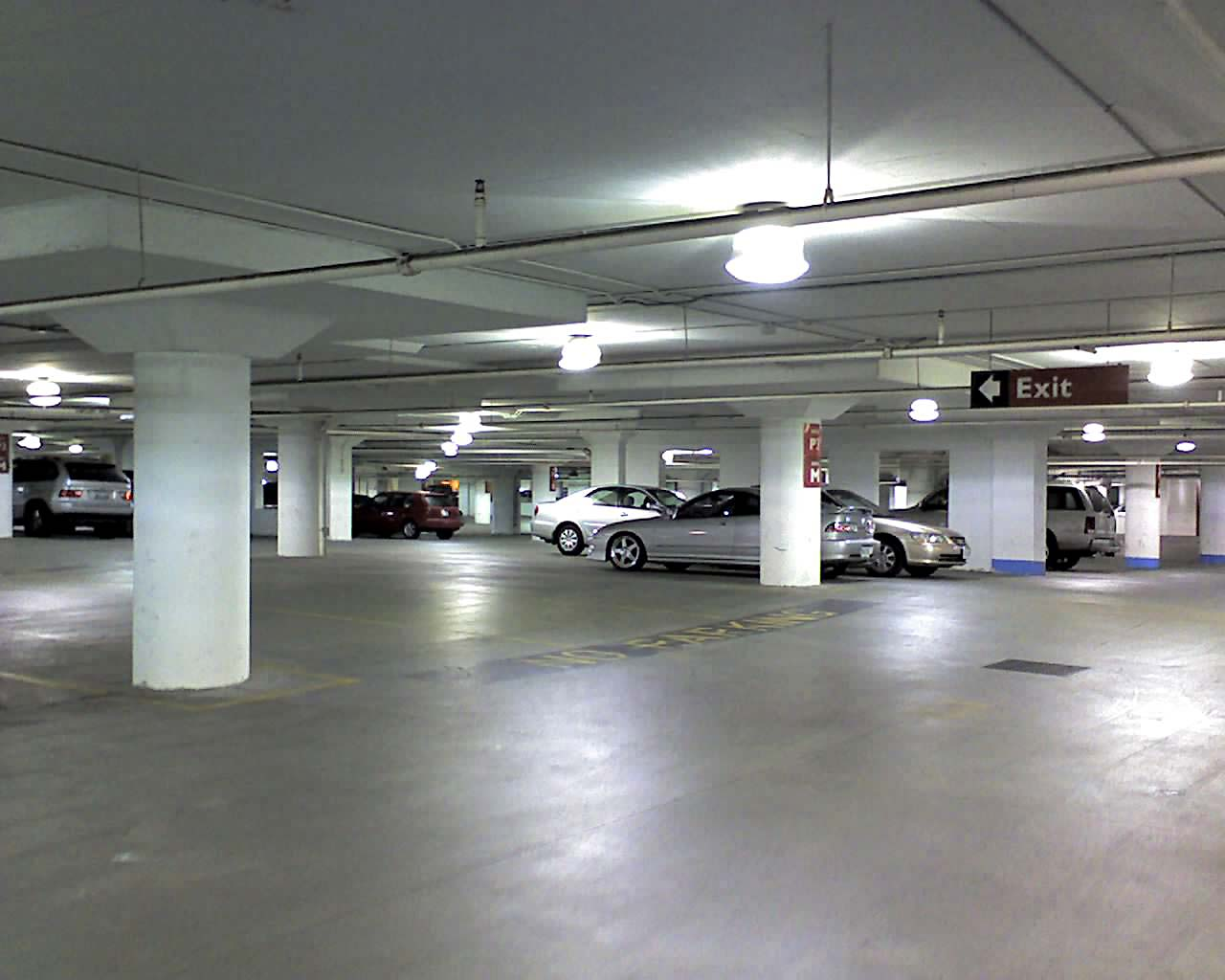 Parking Garage Generic