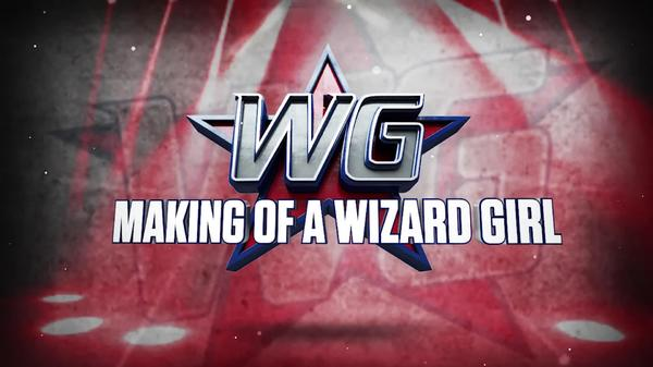 Making of a Wizard Girl
