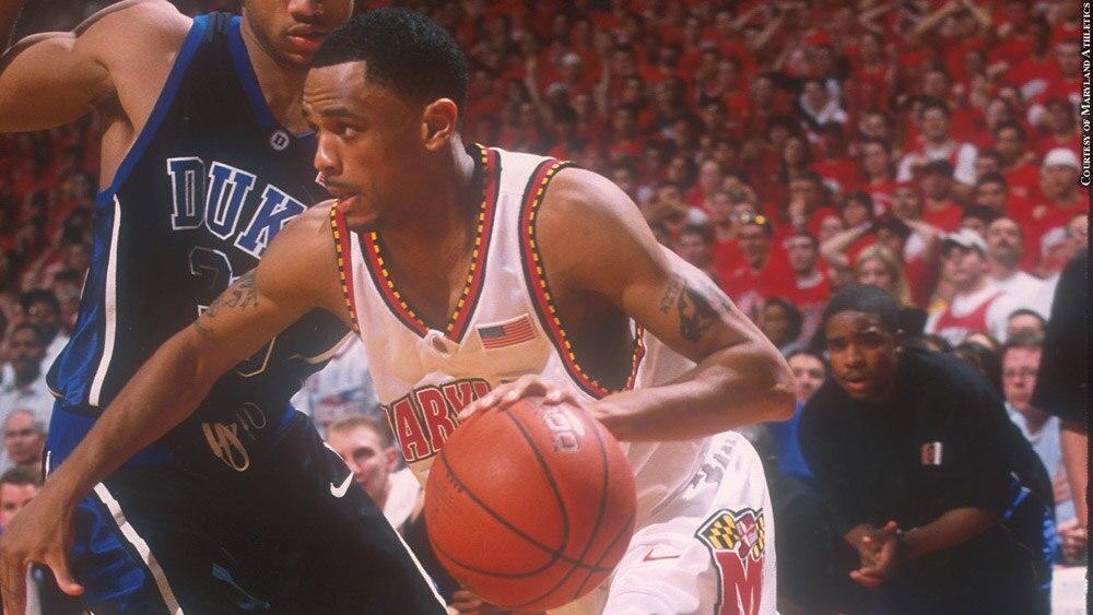 Issue 248: Maryland Terps Basketball: Juan Dixon (2002 vs. Duke)