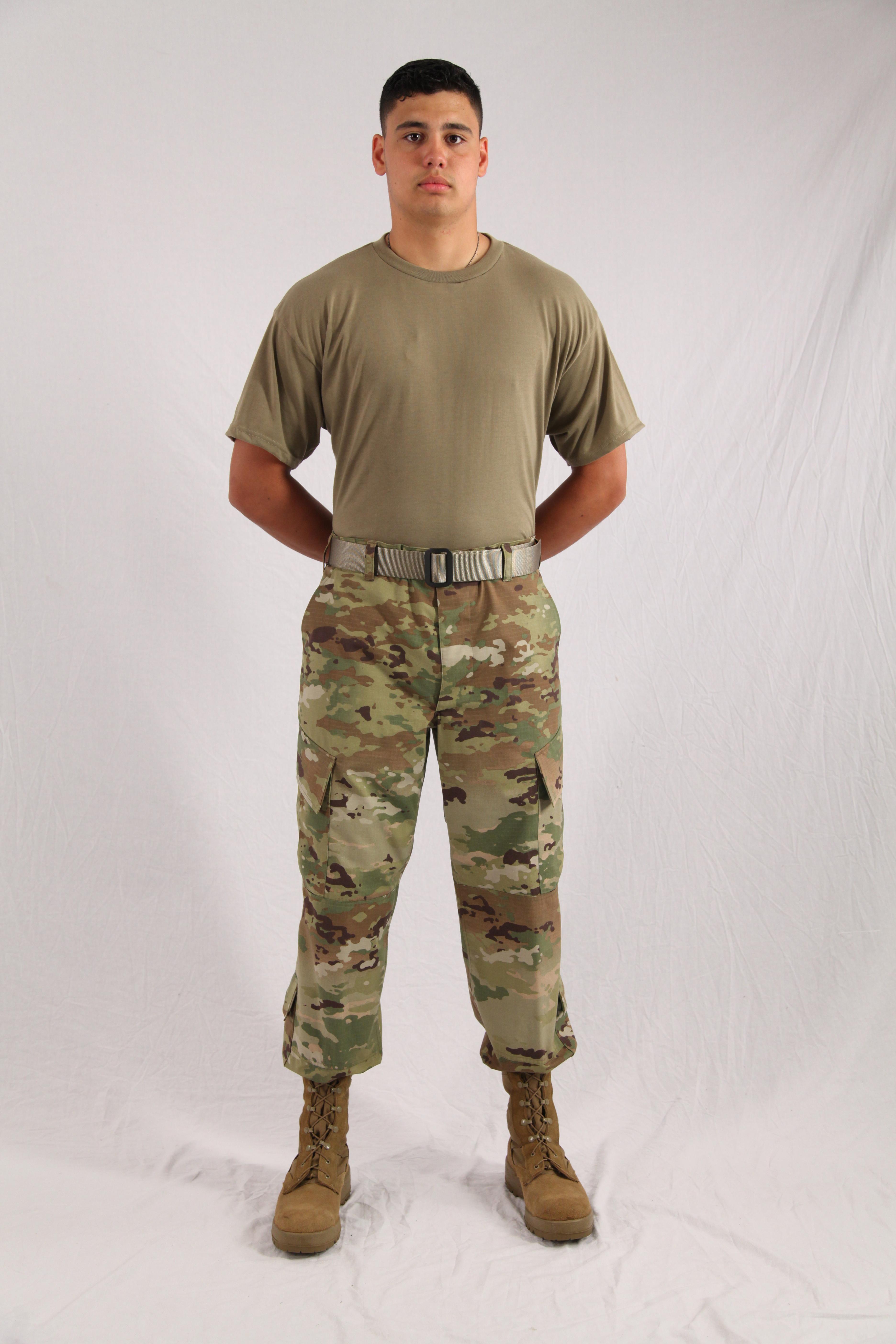 ACU DIGITAL CAMO ARMY MENS COMBAT UNIFORM SHIRT