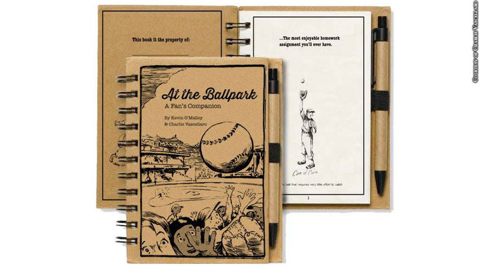 Issue 211: Charlie Vascellaro's 'At The Ballpark'