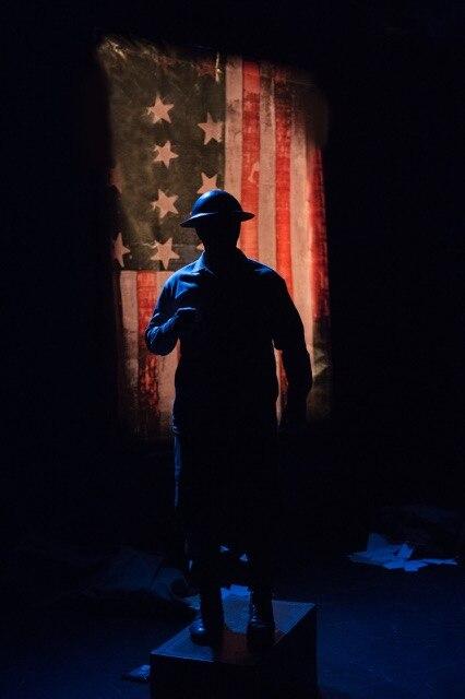 Douglas Taurel American Soldier 02