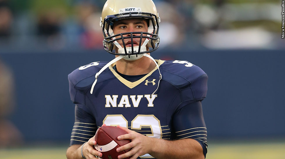 Issue 206: Navy Football 2014: Joe Cardona