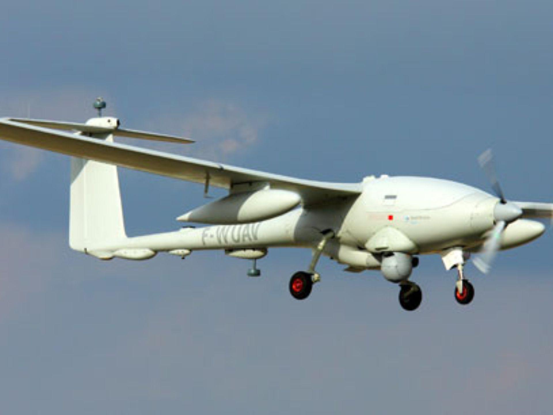 Leonardo heralds French UAV radar selection