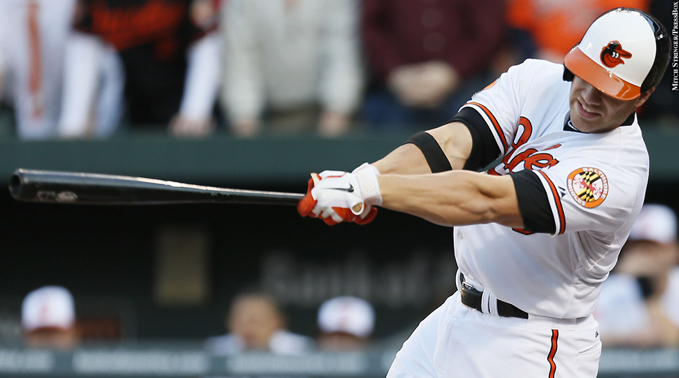 Orioles 2013: Chris Davis (batting)
