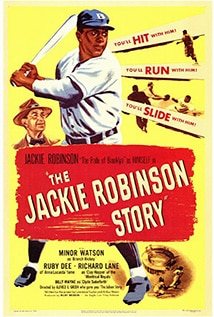 Image of The Jackie Robinson Story