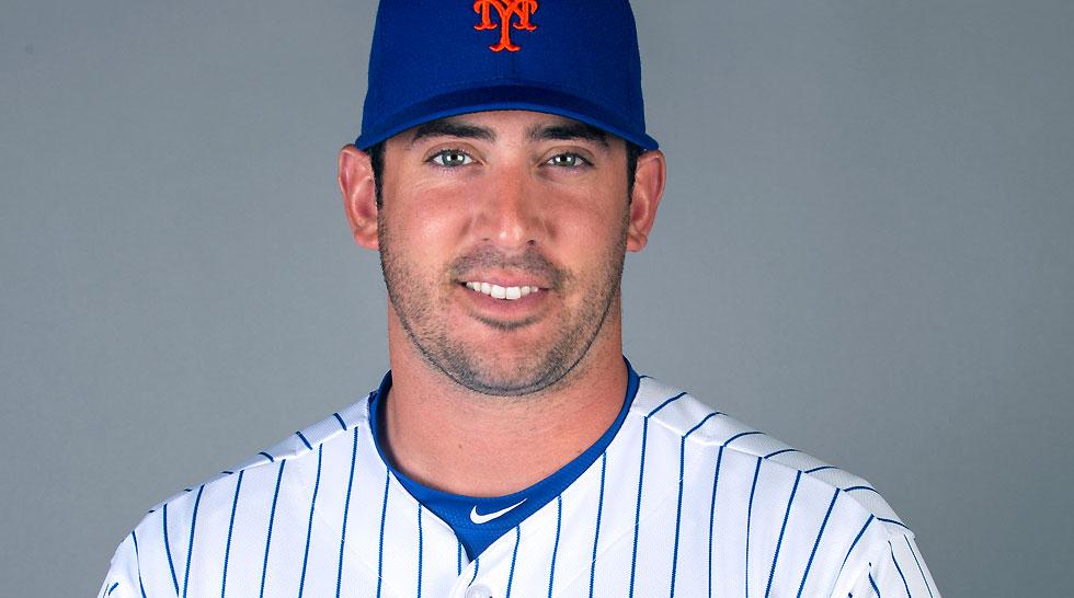 MLB 2015: Matt Harvey (New York Mets)