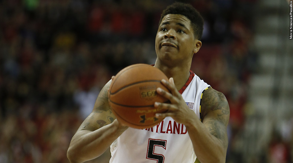 Issue 193: Terps Basketabll 2013: Nick Faust