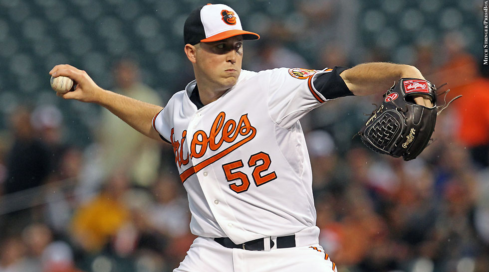 Orioles 2012: Steve Johnson