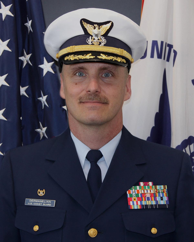 Capt. David Dermanelian