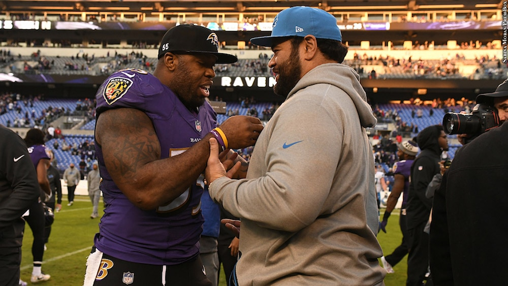 Issue 240: Ravens 2017: Terrell Suggs and Haloti Ngata