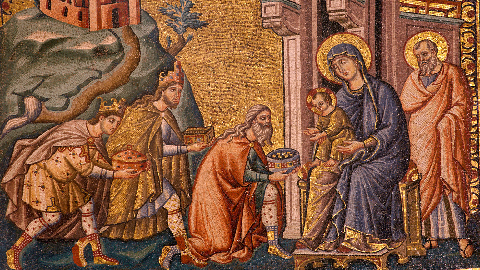 the early life of jesus the great courses plus