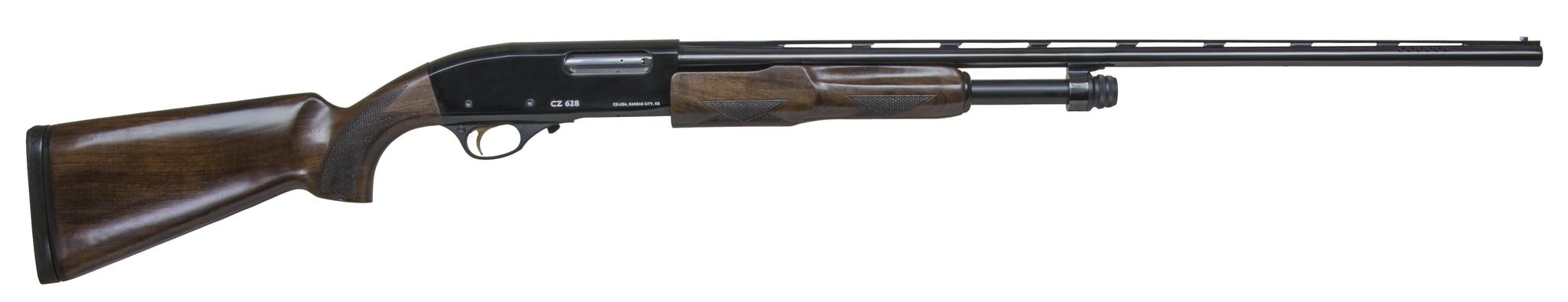 2017 Shotguns -- CZ-USA