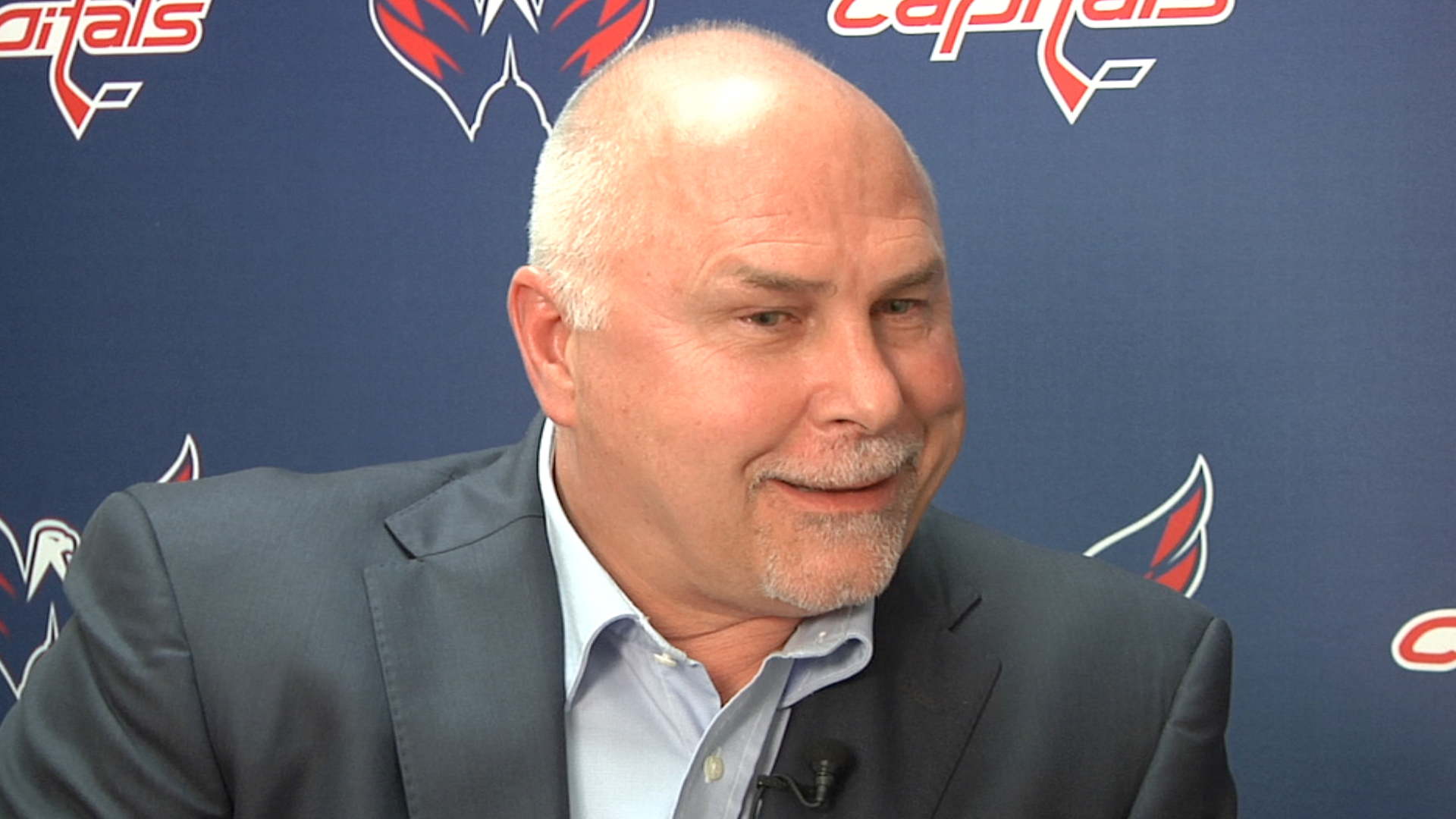 Barry Trotz One-on-One 5/26/14 thumbnail