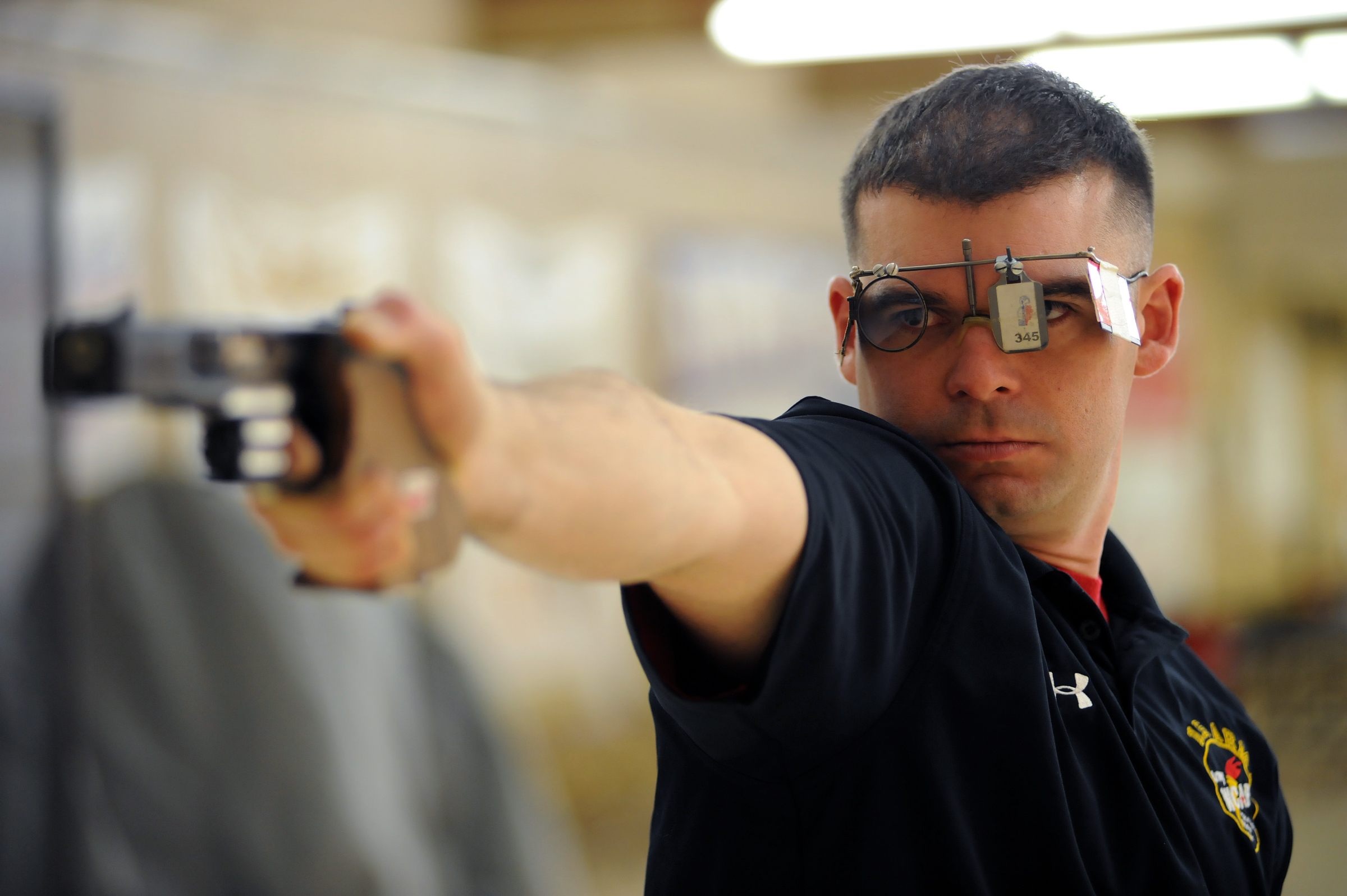 Sanderson second Soldier named to US Olympic Team