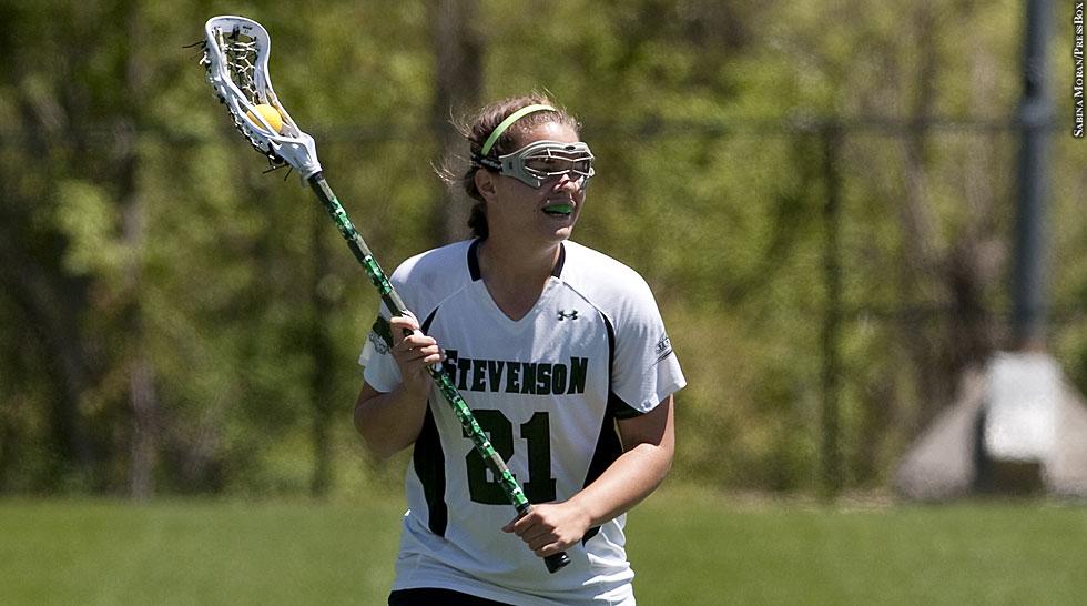 Stevenson Women's Lacrosse 2013: Leah Warner