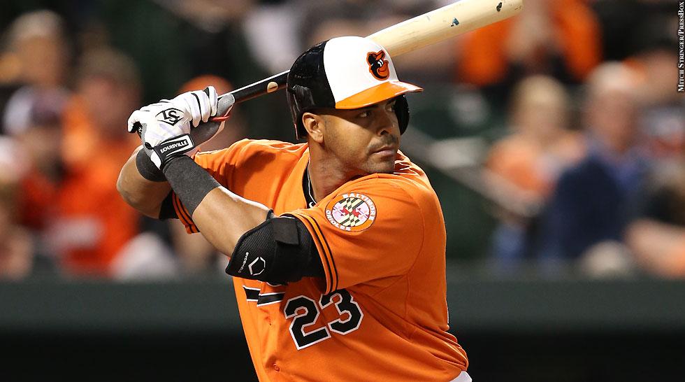 Orioles 2014: Nelson Cruz