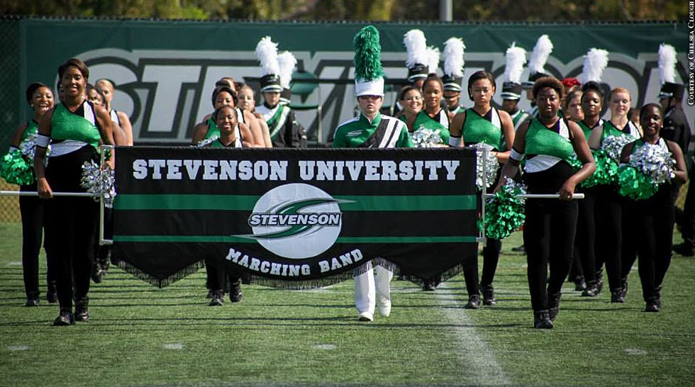 Issue 193: Stevenson Marching Band
