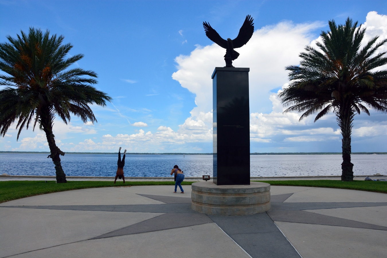 Veterans Memorial Park, Sanford, Fla.