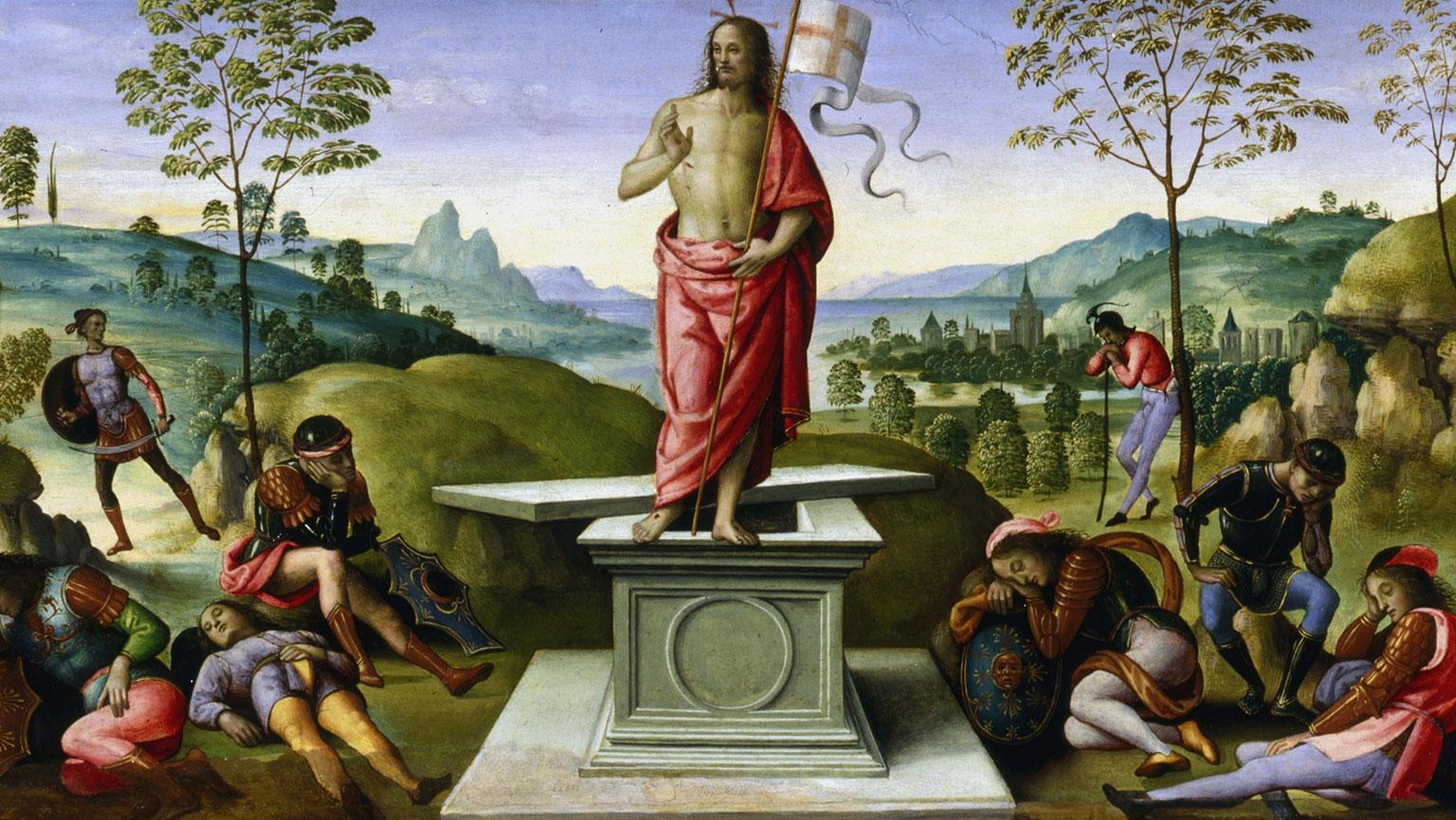 the backward movement of christology