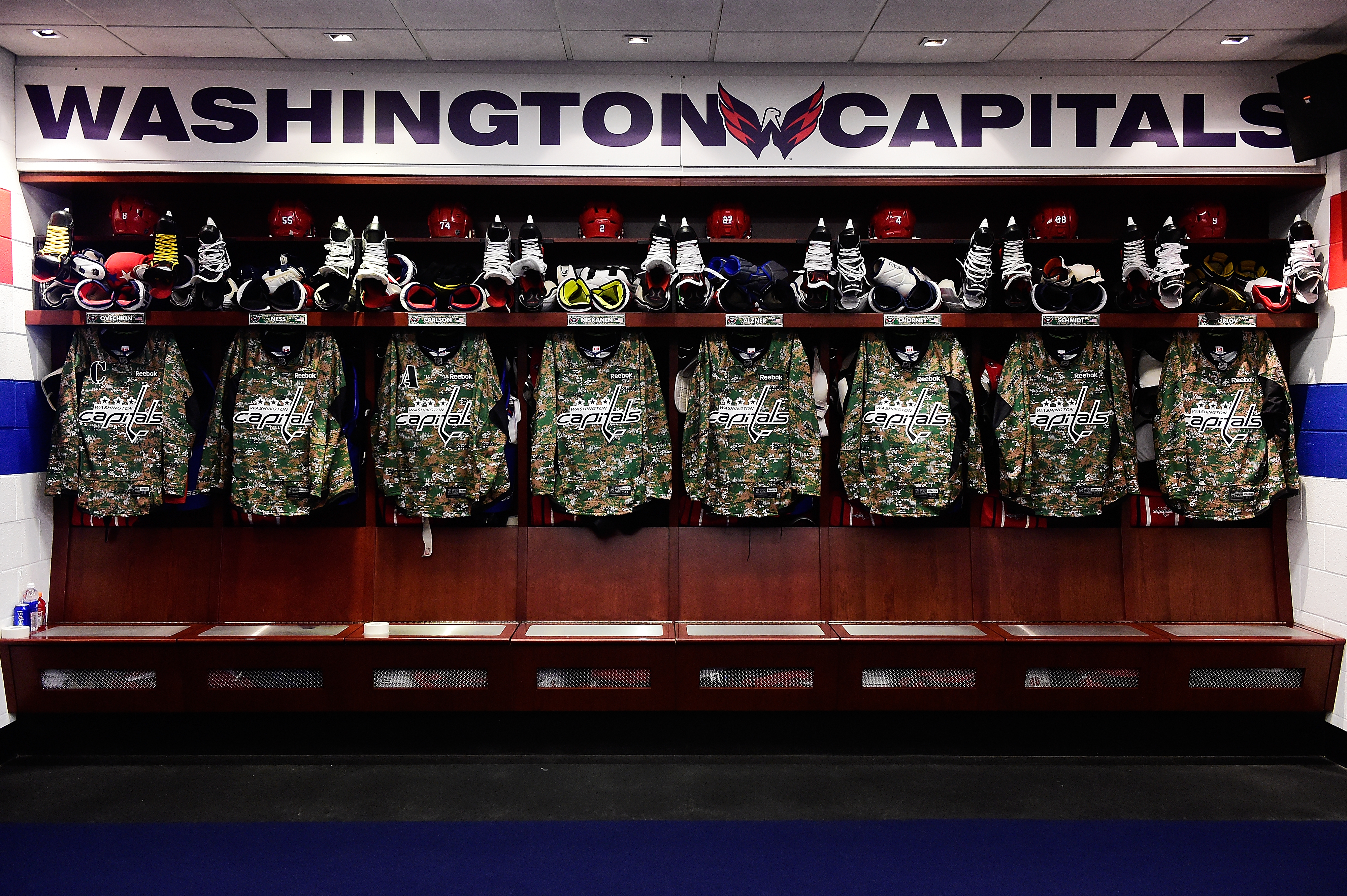 2016 Military Night Auction
