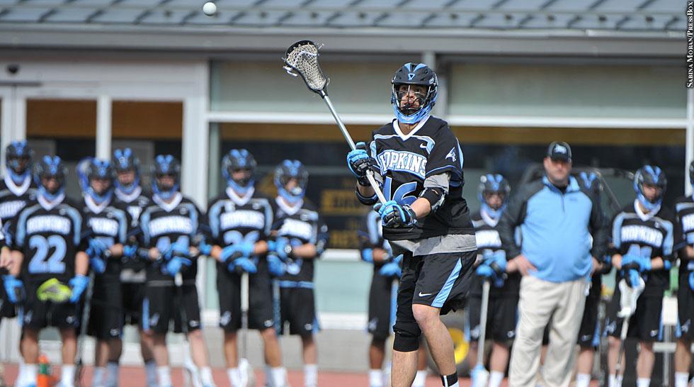 Johns Hopkins Lacrosse 2014