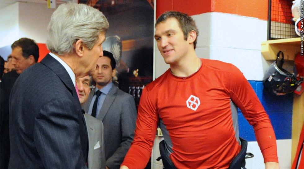 Olympics 2014: Washington Capitals: Alex Ovechkin