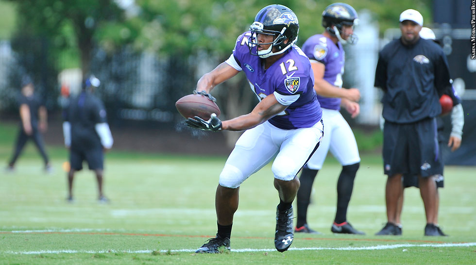Ravens 2015: Darren Waller (training camp)