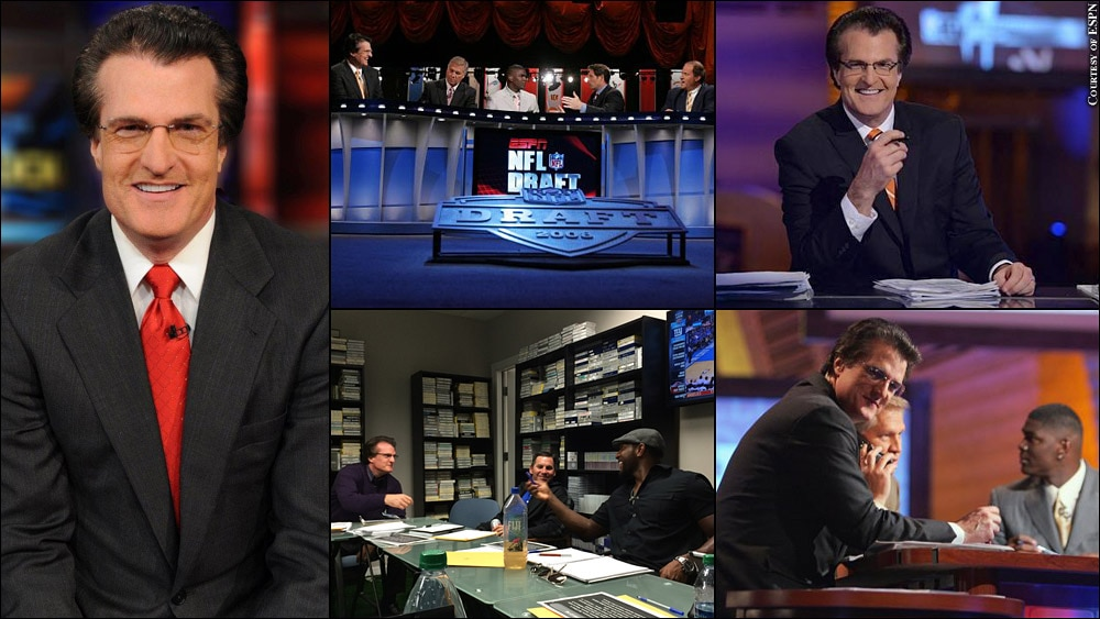 Issue 220: Mel Kiper With ESPN