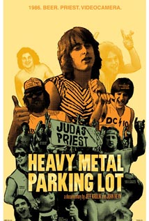 Image of Heavy Metal Parking Lot