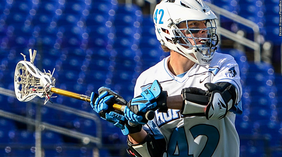 Johns Hopkins Lacrosse 2013: Wells Stanwick