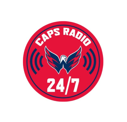 Caps Radio 24/7 Official Logo