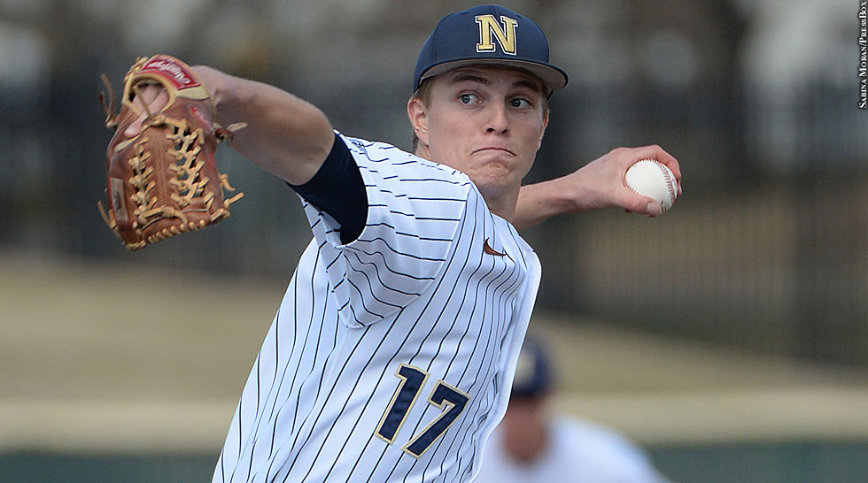 Issue 207: Navy Baseball 2015: Luke Gillingham