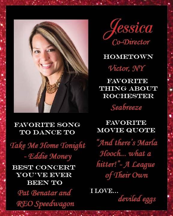"""""""Jessica:"""
