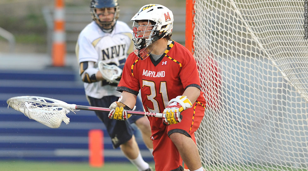 Maryland Lacrosse Terps 2013: Niko Amato (vs. Navy)