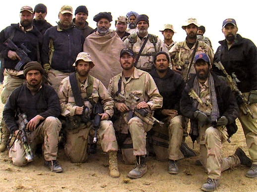Green Berets who liberated Afghanistan from the Taliban tell their