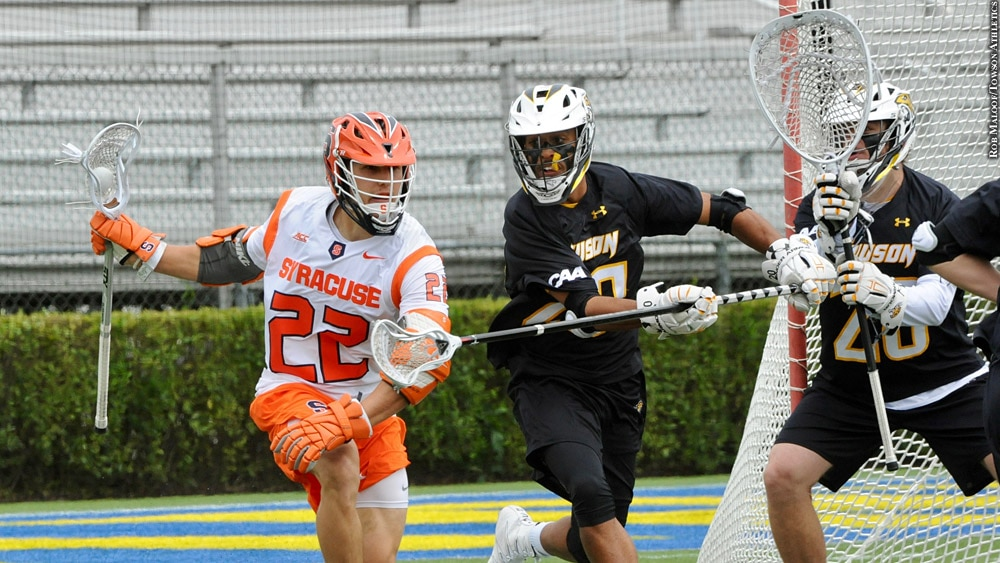 Towson men's lacrosse vs. Syracuse