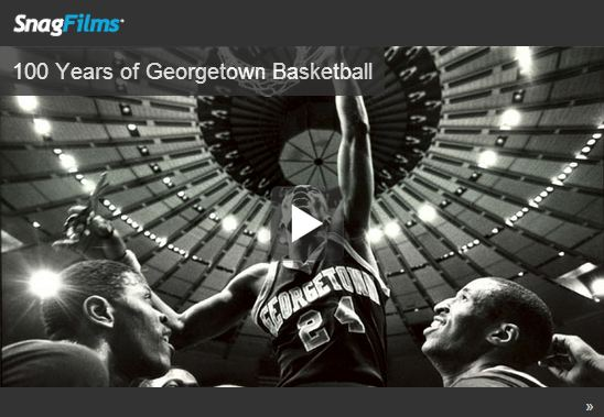 100 Years of Georgetown Basketball