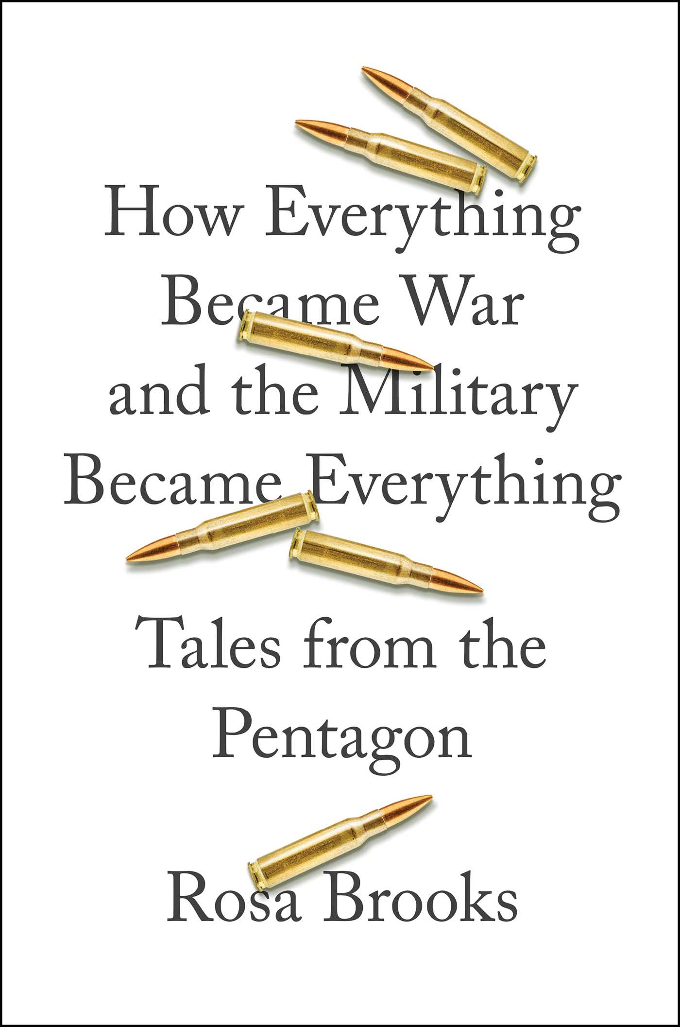 OFF How Everything Became War