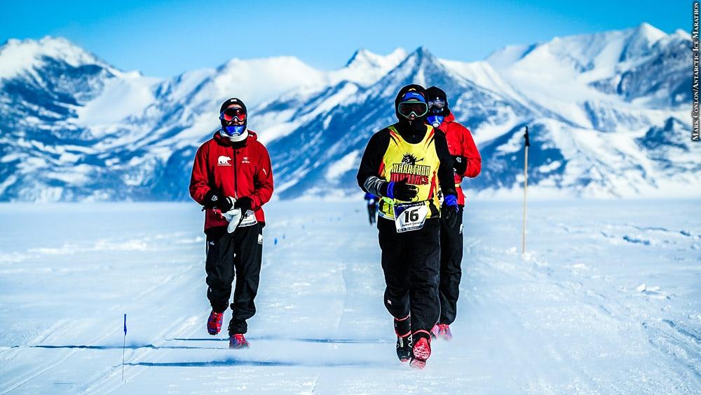 Issue 242: Robert Gensler Ice Marathon 2