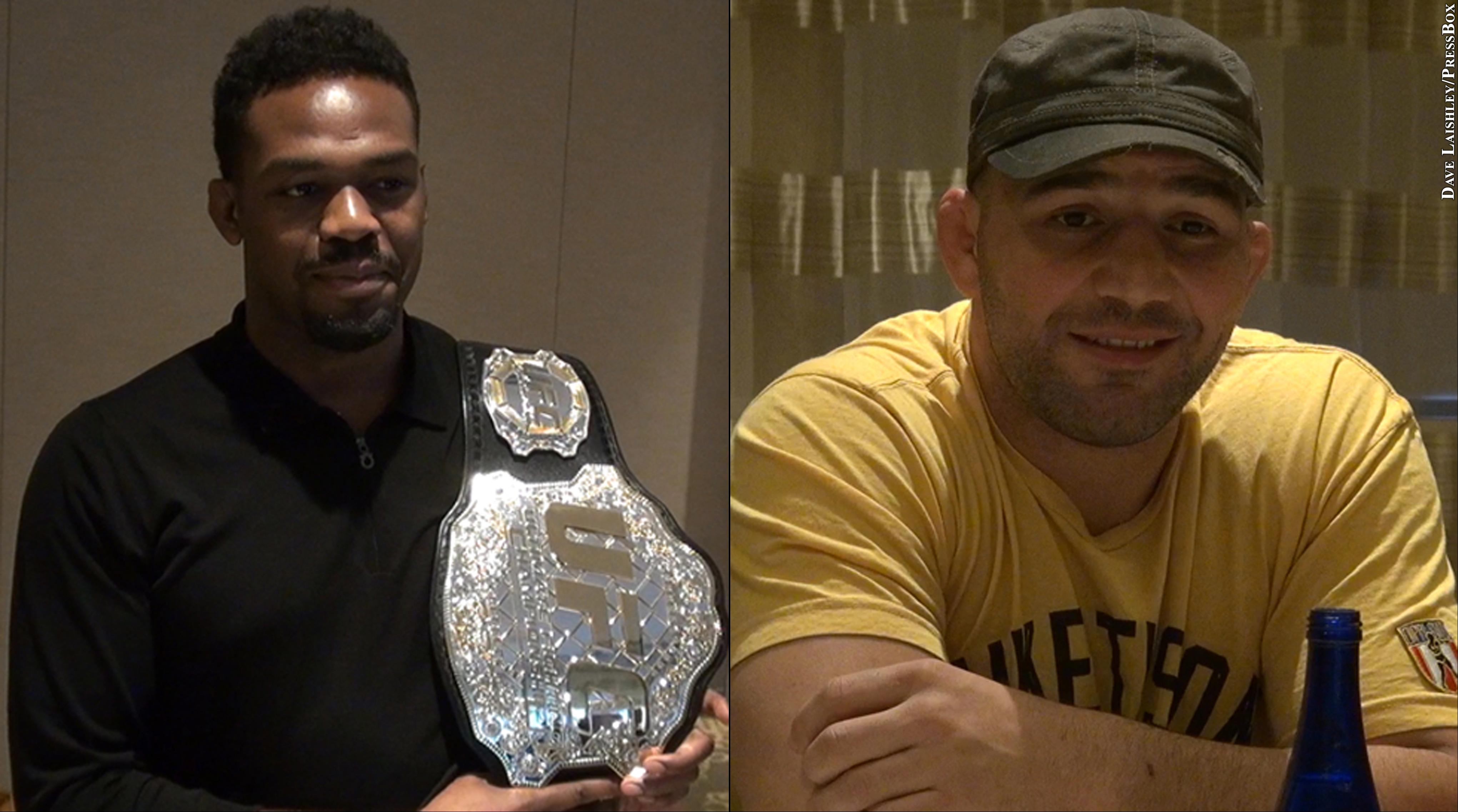 UFC 172: Jon Jones, Glover Teixeira