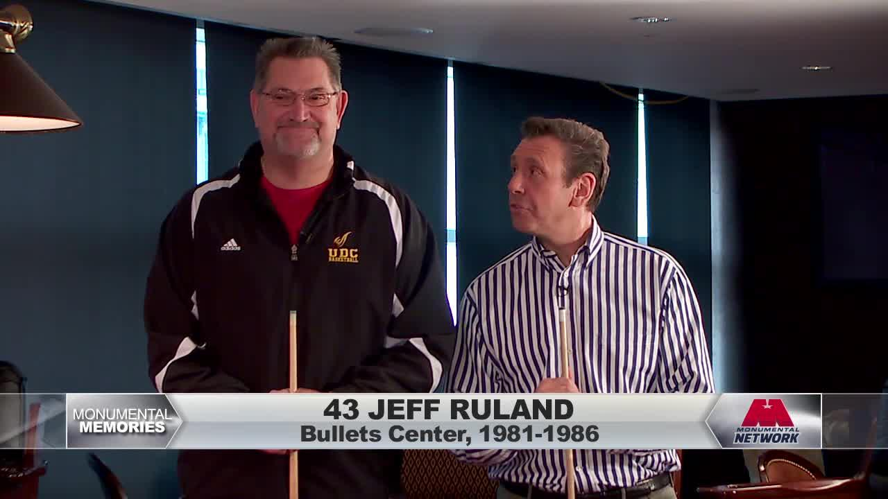 Monumental Memories Jeff Ruland