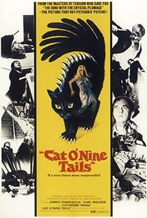 Image of The Cat O'Nine Tails