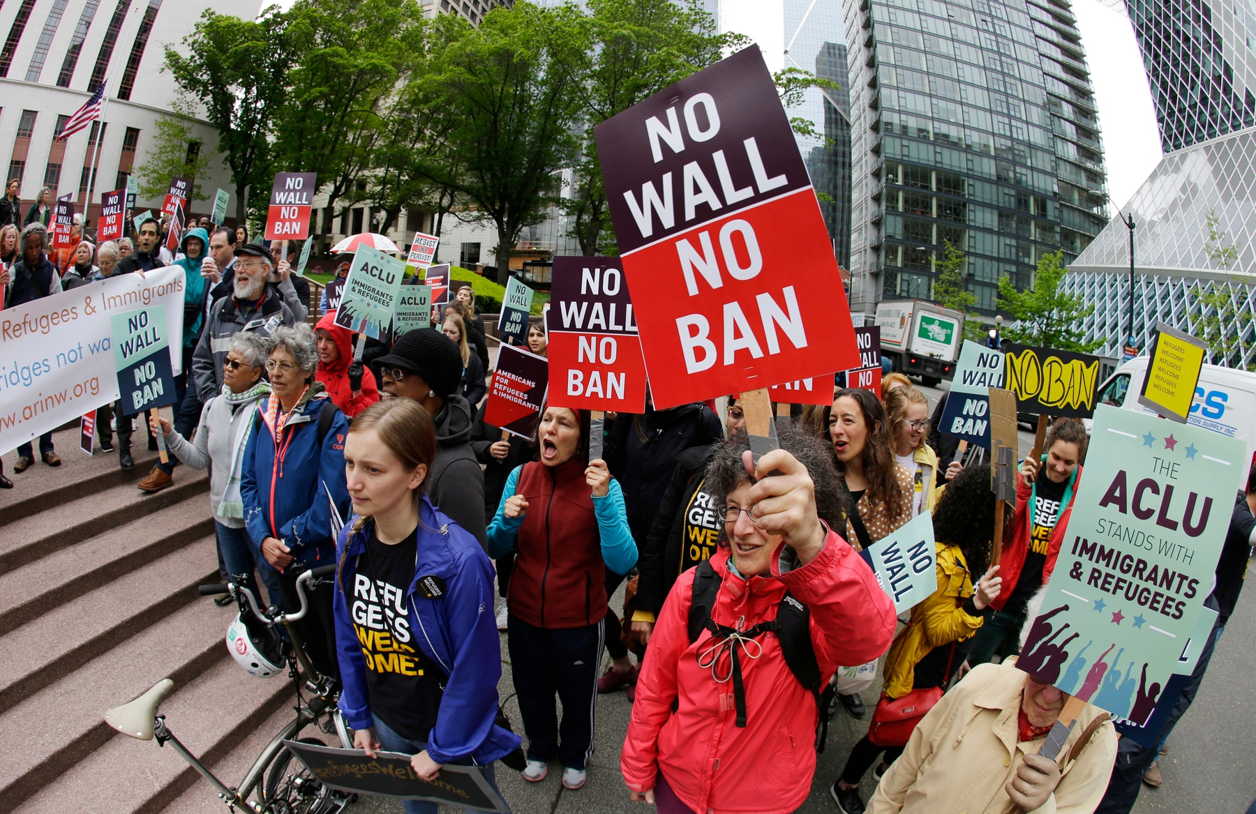 U.S. travel ban violates nuke deal
