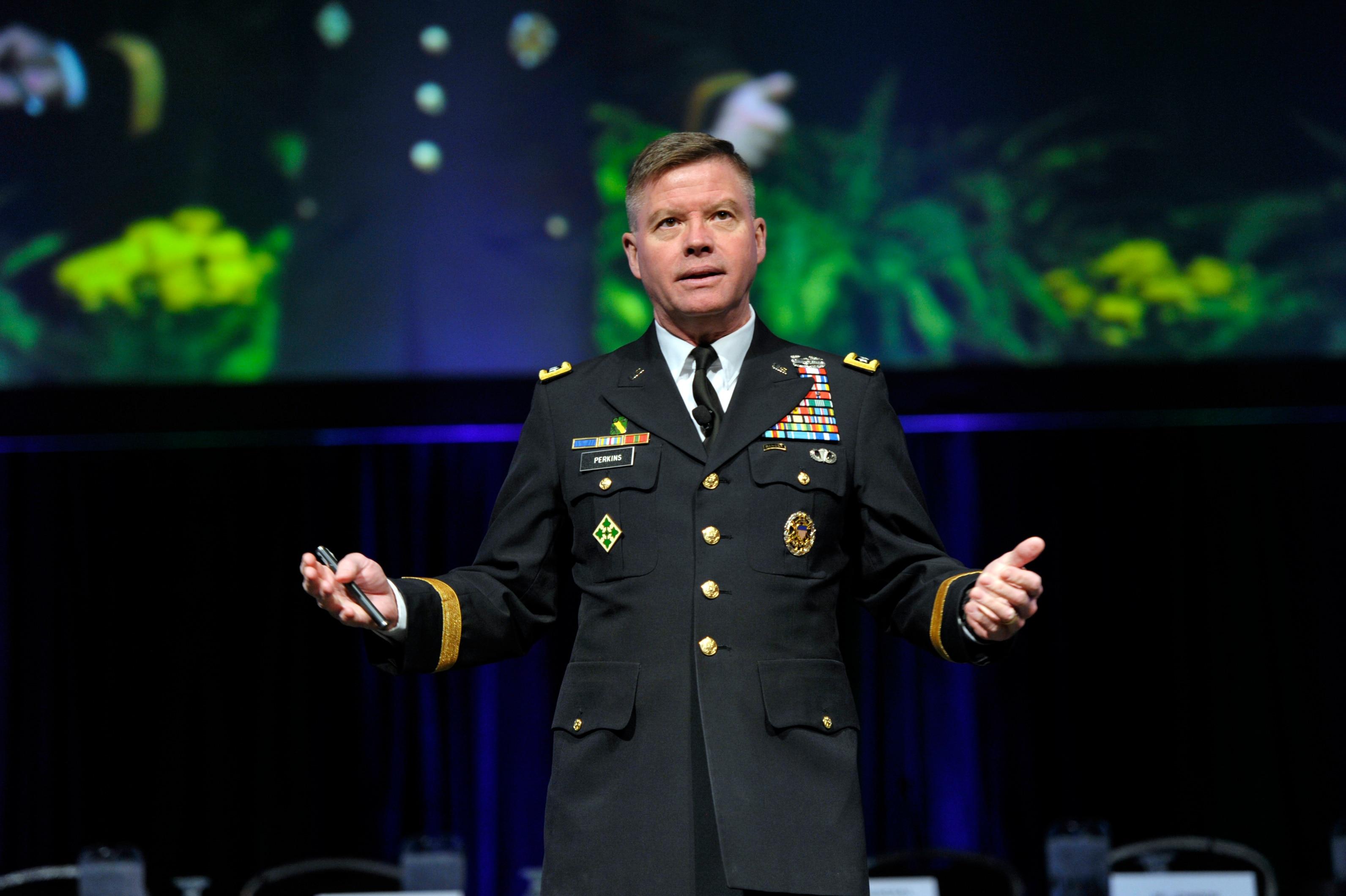 Gen. Perkins AUSA ILW 2017